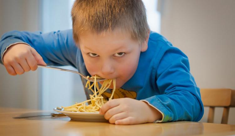 Školní obědy zdarma může mít na Vysočině až 1114 dětí. Kraj dostane příspěvek šest milionů