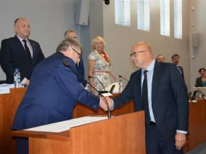 Krajské zastupitelstvo má nového člena. Zdeněk Geist nahradil Radovana Necida