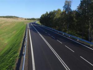 Skvělá zpráva! Předposlední modernizovaný úsek na silnici II/602 se otevře už tuto středu
