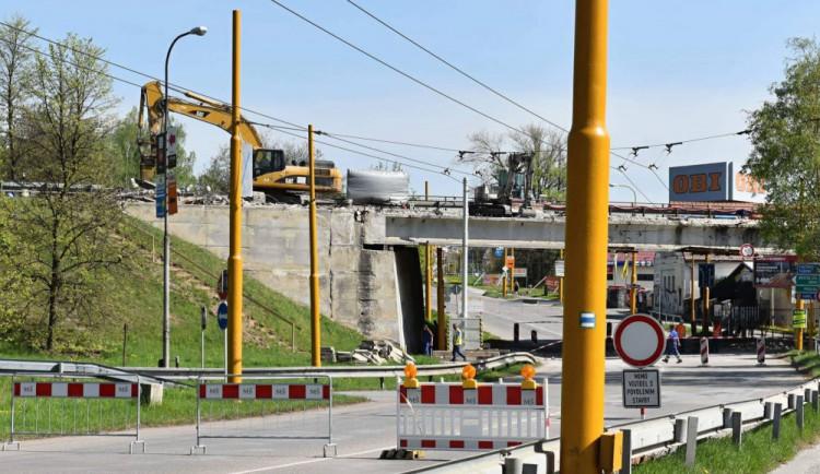 Hotovo. ŘSD dokončilo opravy mostů na I/38 v Jihlavě, stály 140 milionů korun