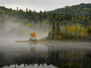 POČASÍ NA ČTVRTEK: Ráno se místy objeví mlha, na východě Vysočiny může pršet