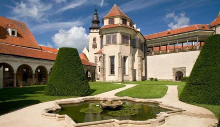 Památkový ústav začal hledat dodavatele oprav zámku v Telči. Měly by trvat dva roky