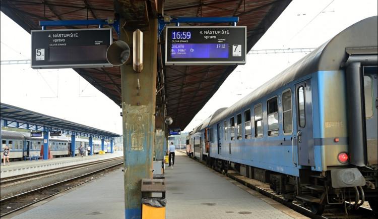 Cestující vlakem se dostanou z Havlíčkova Brodu do Jihlavy za 19 minut. Už v prosinci