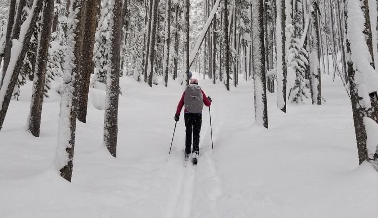 Obce na Novoměstsku plánují v zimě upravovat až 150 kilometrů běžeckých stop