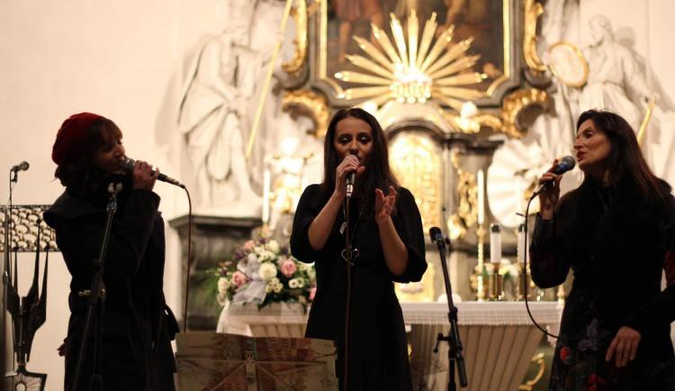 Benefiční koncert Jihlavačky Markéty S. Procházkové podpořil službu těžce nemocným