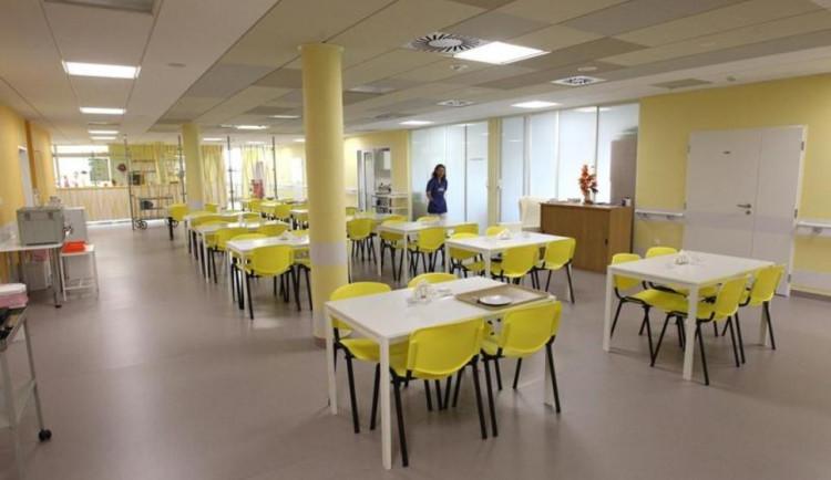 Jihlavská nemocnice bude mít nový stravovací provoz. Vyjde skoro na 300 milionů