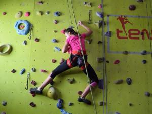 V jihlavském lezeckém centru nabízejí nové horolezecké kurzy pro dospělé