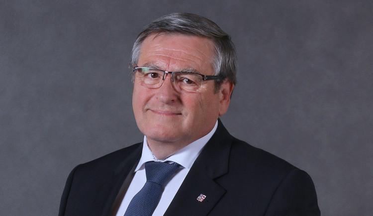 Vysočinský hejtman Jiří Běhounek je nově v čele Asociace krajů ČR