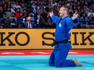 Na Masters v Číně nenastoupil Lukáš Krpálek kvůli zranění do finále, i tak se stal světovou jedničkou