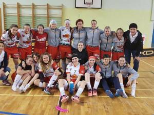 VIDEO: Florbalová superneděle. Muži i ženy SK Jihlava se s kalendářním rokem loučí domácími zápasy