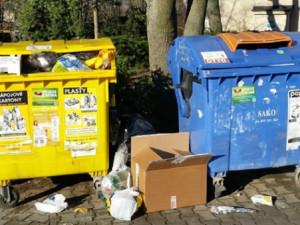 Plán vývozu odpadu v Jihlavě o svátcích: Pojede se podle běžného harmonogramu