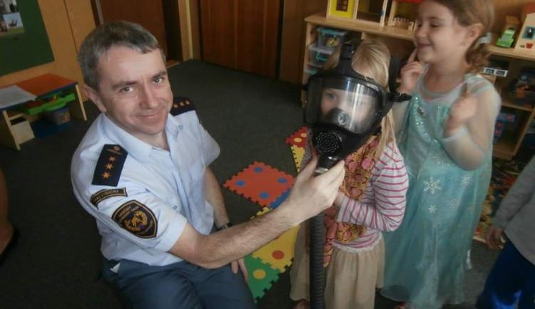 Z operačního střediska do velitelské uniformy. Milan Vopálenský je novým šéfem pelhřimovských hasičů