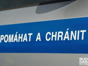 Policisté na Jiráskově ulici zastavili mladého řidiče. Měl pozitivní test na amfetamin