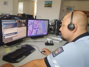 Policisté v loňském roce nejčastěji vyjížděli v červenci. K zásahu se dostali průměrně za necelých osm minut