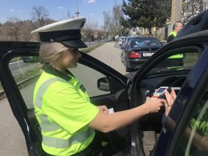 Na kaucích od řidičů policie na Vysočině vybrala zhruba 5 milionů korun
