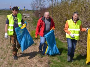 Dobrovolníci na jaře opět uklidí Vysočinu. Přihlášky se podávají do konce února