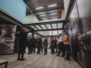 FOTO: Třebíč má nové komunitní centrum. Nabídne hudební zkušebnu i sociální kavárnu