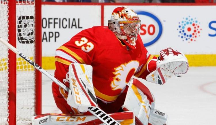 David Rittich mezi nejlepšími. Jihlavský rodák si zachytá ve slavném Utkání hvězd NHL