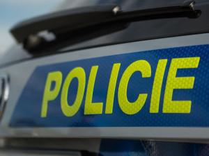 Na jihlavské Hradební ulici se srazila dvě osobní auta. Škoda je 130 tisíc korun