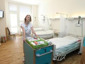Těhotné pacientky v Jihlavě dostanou nový pokoj. Na vylepšení se vybralo přes 170 tisíc