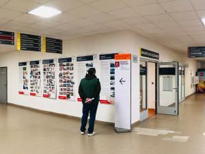 Jihlavská nemocnice začala opravovat stravovací provoz. Na infekční musíme jinudy
