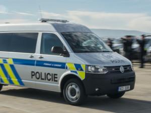"""Policie vyšetřuje krádež """"repráku"""" v jihlavském City Parku. Škoda je skoro 10 tisíc korun"""