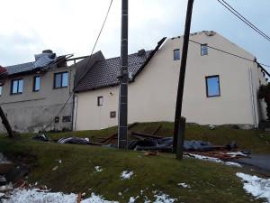 ORKÁN SABINE: Počet výjezdů hasičů roste. Nejvíc problémů je na Jihlavsku a Pelhřimovsku