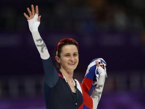 Martina Sáblíková je opět mistryní světa, ovládla závod na 3 kilometry