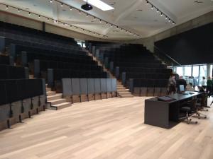 FOTO: Vysoká škola polytechnická otevřela nové výukové centrum za 187 milionů Kč