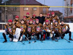 Třetí ročník Vrťas Cupu ovládla Hostivař, jihlavští hokejbalisté skončili třetí