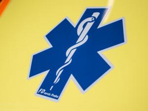 Spolujezdec se zranil během dopravní nehody. Zřejmě nebyl připoutaný