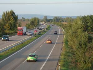 ŘSD po zimě obnoví opravy na dálnici D1 mezi Velkým Beranovem a Měřínem