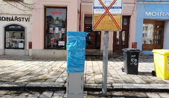Na vybraných parkovištích v Jihlavě mohou řidiči stát zadarmo. Až do odvolání