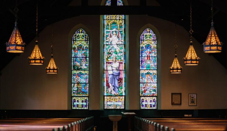 O Velikonocích přibude on-line přenosů mší z kostelů v kraji. Je to pro nás divné, říkají knězi
