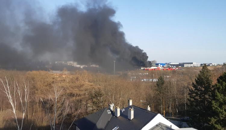 Požáry ve firmě Enviropol by se už neměly opakovat. Byla navržena preventivní opatření