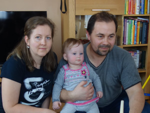Manželé z Jihlavska čekali 10 let na dítě. Jejich Eliška se narodila s nevyléčitelnou nemocí