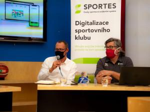 ROZHOVOR: On-line sportovní prostředí vČesku vylepší nový systém Sportes, říká ambasador projektu Stara
