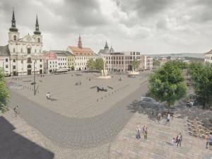 Jihlavané by na náměstí chtěli co nejvíc stromů a lepší záchody. Chystají se i úpravy Prioru