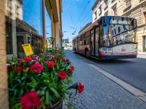 Jihlavská MHD se vrátí do letního režimu. V březnu ubylo až 60 procent cestujících
