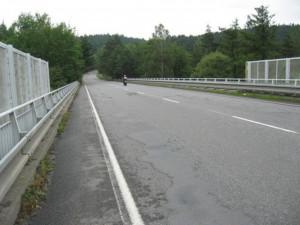 Oprava mostu u Dvorců se odkládá na neurčito. Zrušilo se výběrové řízení na dodavatele
