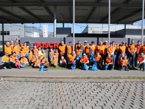 Jihlavský Bosch Diesel sklízel úspěchy na vyhlašování společensky odpovědných firem