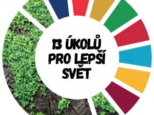 """Projekt Get up and Goals! vyhlásil tento měsíc výzvu """"13 úkolů pro lepší svět"""". Splňte nějaký a pochlubte se!"""