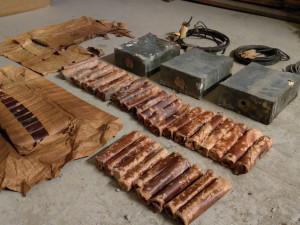 Ve velkomeziříčském kostele se našlo několik kilo nebezpečné munice
