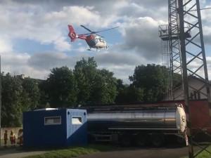 Třináctiletá dívka v Jihlavě lezla na vagon. Skončila s popáleninami v brněnské nemocnici