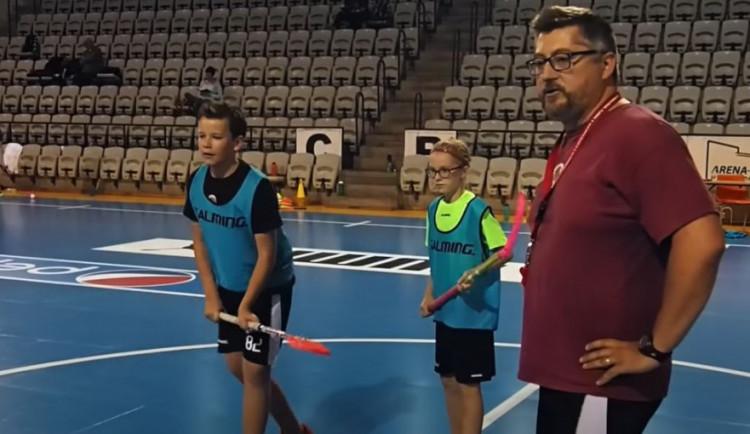 Sportes usnadní fungování sportovního klubu, říká ambasador projektu Michal Eisenkolb