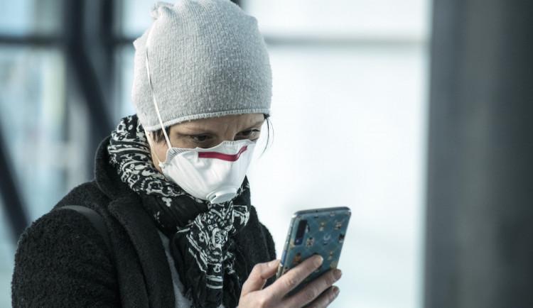 Na Jihlavsku se od 15 hodin znovu nosí roušky. Na vše bude dohlížet městská policie