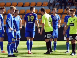 Jihlavští fotbalisté si vybírají dovolenou. Bude trvat pouhých 12 dní