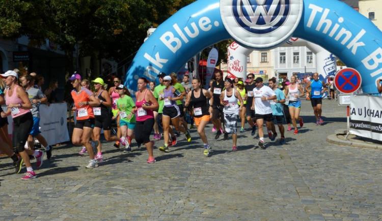 Jihlavský půlmaraton se poběží 13. září, registrace na závod jsou spuštěny