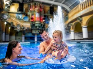 Liberecký Wellness Hotel Babylon zve kpobytu. Nejvýhodnější je rezervace napřímo, zdůrazňuje