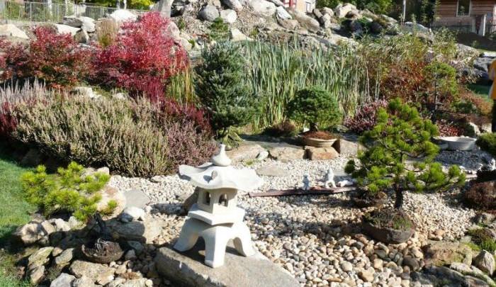 Japonskou zahradou ve Sněžném ročně projdou tisíce lidí. Vstupné návštěvníci neplatí